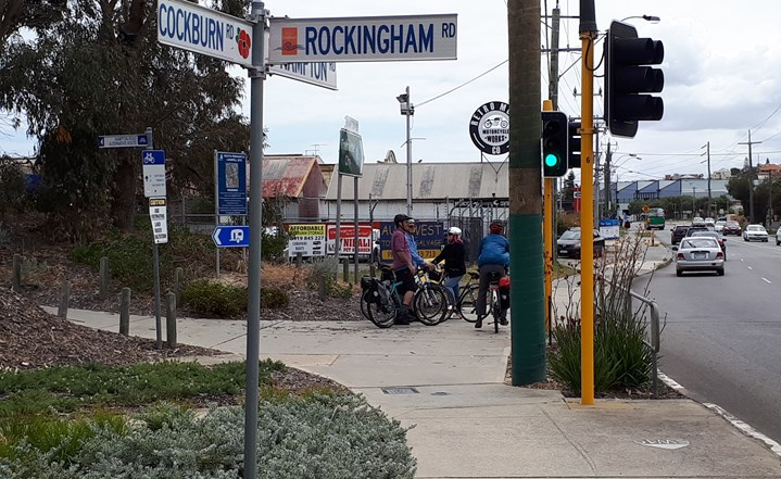 S:\Engineering and Works\Engineering\Transport Engineering\ACTIVE TRANSPORT\Bicycle and Footpath Plans\2016 Bicycle and Footpath Plan\WABN grant\Rocky Road Bikeway\photos\Rockingham Rd  8 10 17.jpg
